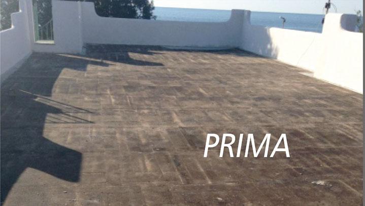 Sistemi impermeabilizzati per coperture e terrazzi givir for Pavimenti terrazzi